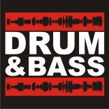 Mikina ZIP Drum & bass 2